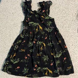 ⭐️5 for $20⭐️Old Navy Safari/Zoo Dress